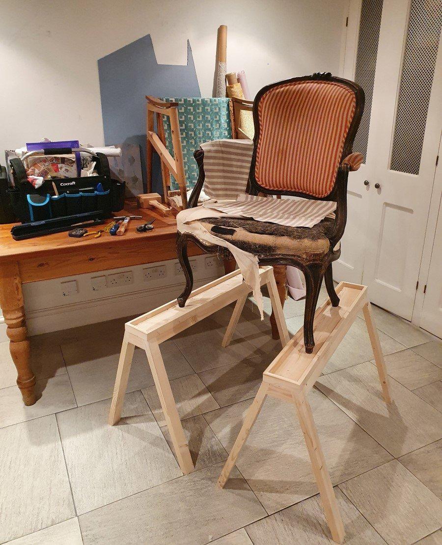 upholstery studio