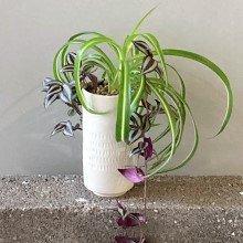 JOC textured vase